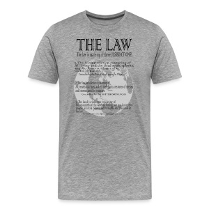 The Global Estate Trust is on a shirt! - Men's Premium T-Shirt