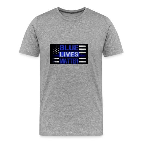 blue-lives-matter-membership-1-1024x538 - Men's Premium T-Shirt