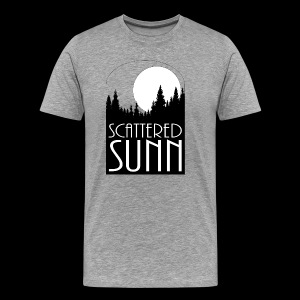 SUNN bw - Men's Premium T-Shirt