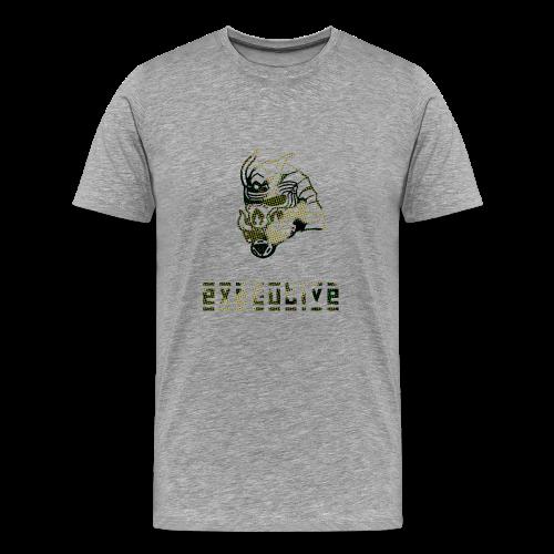 camo_exec - Men's Premium T-Shirt