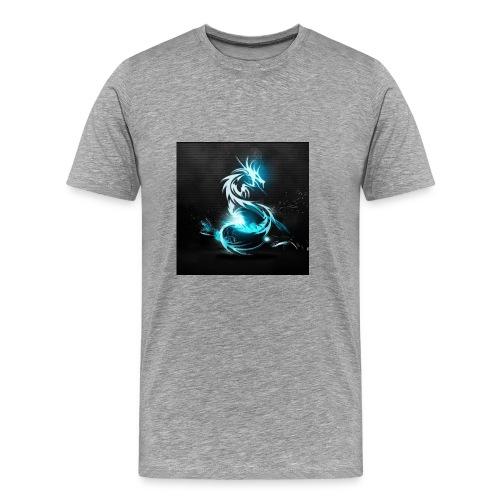 CrazyPlayz Official T-Shirt - Men's Premium T-Shirt