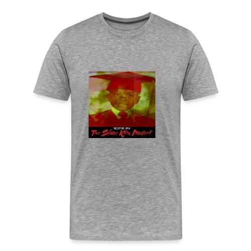 MIQUEL CHAPMAN The Snare Kick Projcect Album Cover - Men's Premium T-Shirt