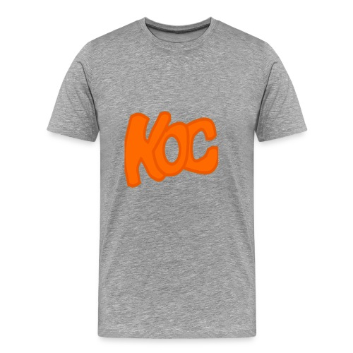KingOfCookies Collection - Men's Premium T-Shirt