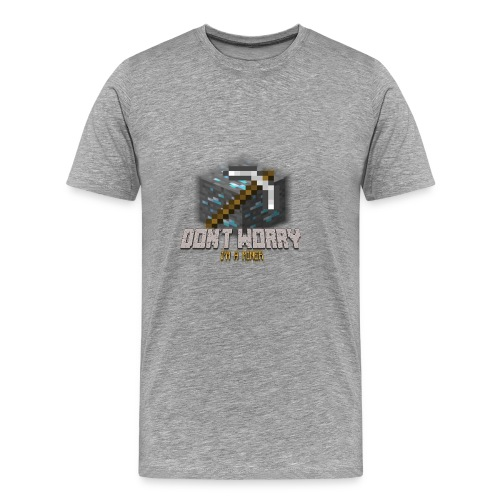 Miner Products - Men's Premium T-Shirt