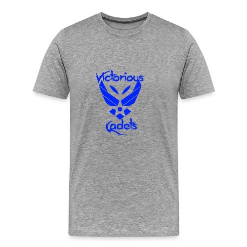 Victorious Cadets Logo - Dark Blue - Men's Premium T-Shirt