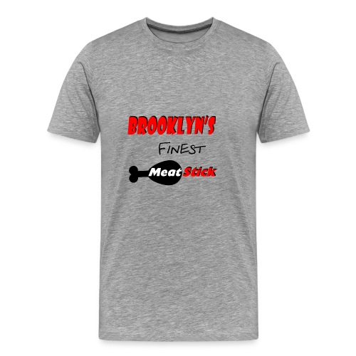 meatstick - Men's Premium T-Shirt