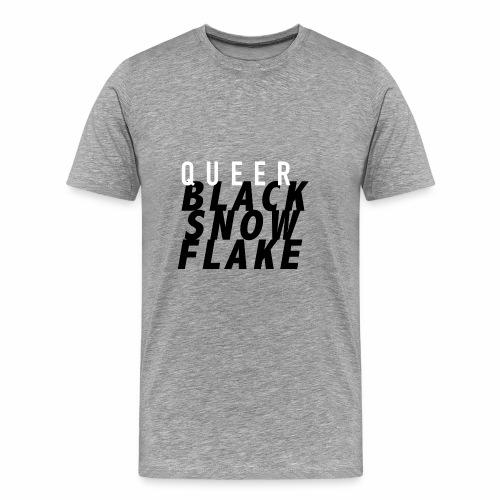#queerblacksnowflake - Men's Premium T-Shirt