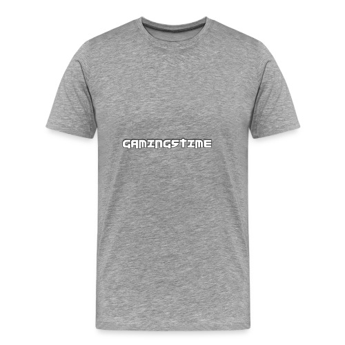 GamingsTime Kids/Baby - Men's Premium T-Shirt