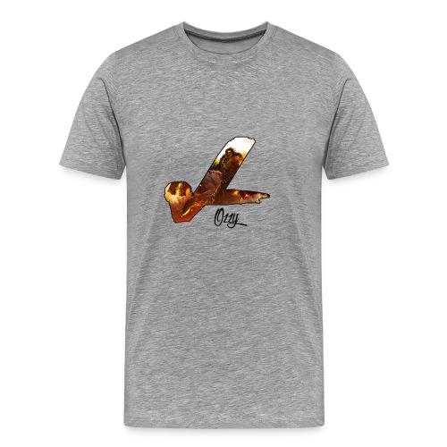 Ozzy vL Official Logo - Men's Premium T-Shirt
