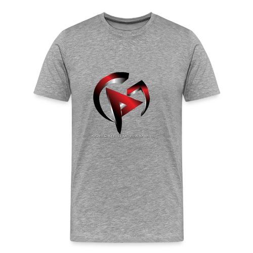 Ascendum Gaming Logo - Men's Premium T-Shirt