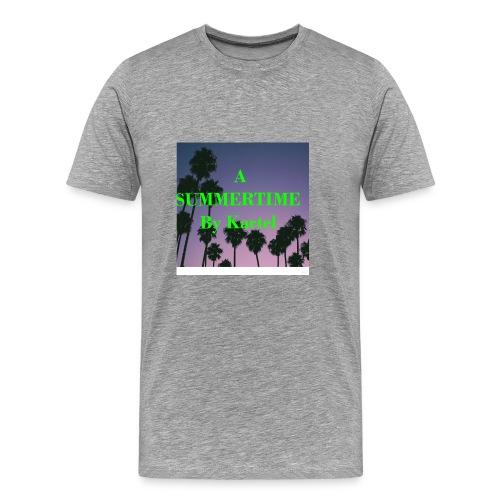 7F48B3F7 C695 4C62 85F9 42CBDC2FED0E - Men's Premium T-Shirt