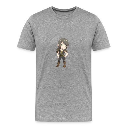 Kiletra Chibi - Men's Premium T-Shirt