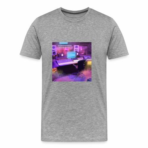 HitsSongwritingProduction - Men's Premium T-Shirt