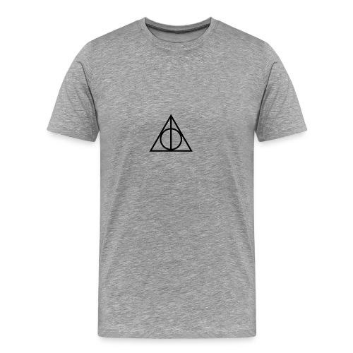 HARRY POTTER - Men's Premium T-Shirt