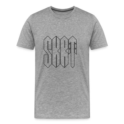 skrt logo - Men's Premium T-Shirt