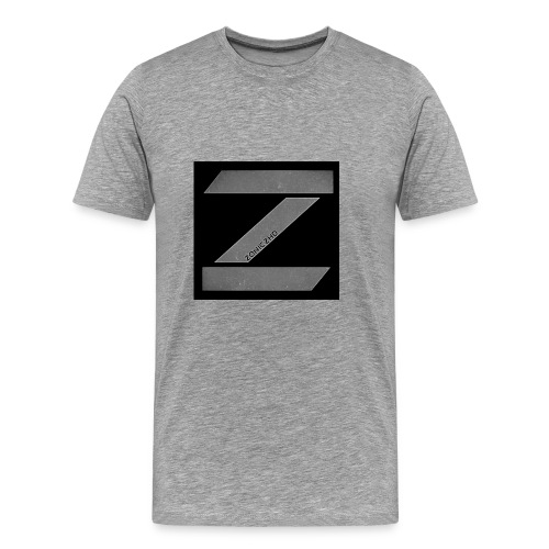 zoniczhd - Men's Premium T-Shirt