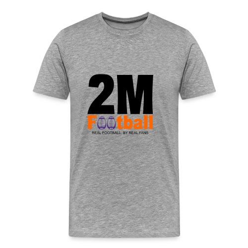 Official 2M Football Gear - Men's Premium T-Shirt