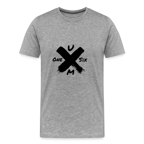 Emblazon'd Logo - Men's Premium T-Shirt