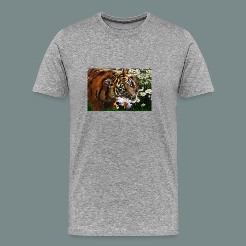 Tiger flo - Men's Premium T-Shirt