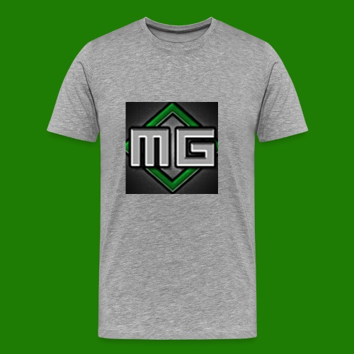 MrGreenGaming Logo Phone Cases - Men's Premium T-Shirt