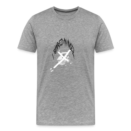 I starved an Angel - Men's Premium T-Shirt