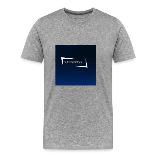 xAnderYTx logo - Men's Premium T-Shirt
