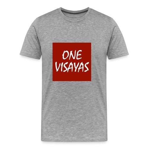 ONEVisayas Logo - Men's Premium T-Shirt