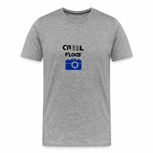 Creel Vlogs - Men's Premium T-Shirt