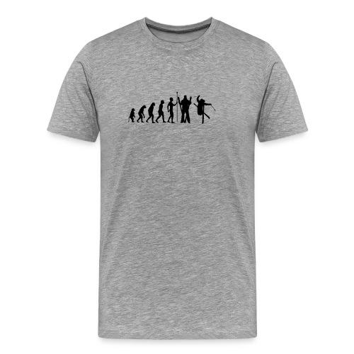 Skivolutiuon - Men's Premium T-Shirt