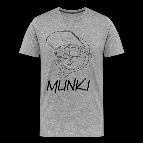 Cool Munki - Men's Premium T-Shirt