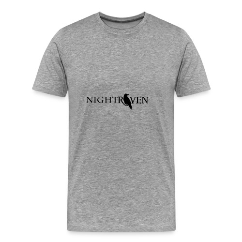 Night Raven Official Gear - Men's Premium T-Shirt