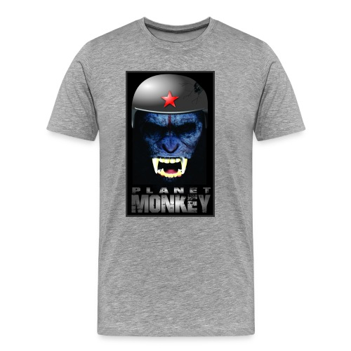 ESTAMPA PLANET MONKEY - Men's Premium T-Shirt