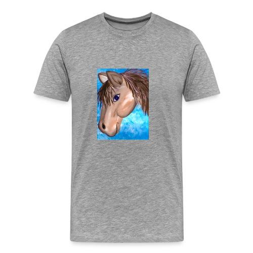 Horse (6) - Men's Premium T-Shirt