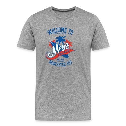 Moga Island - Knights - Men's Premium T-Shirt