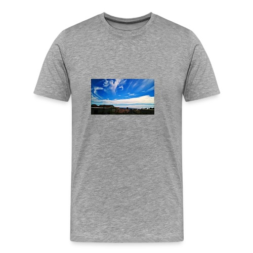 Autumn can be beautiful - Men's Premium T-Shirt