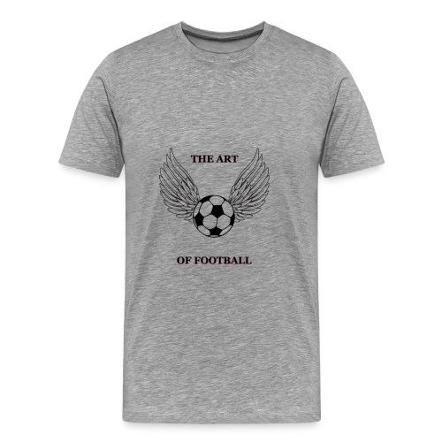 FOOTBALL T SHIRT - Men's Premium T-Shirt