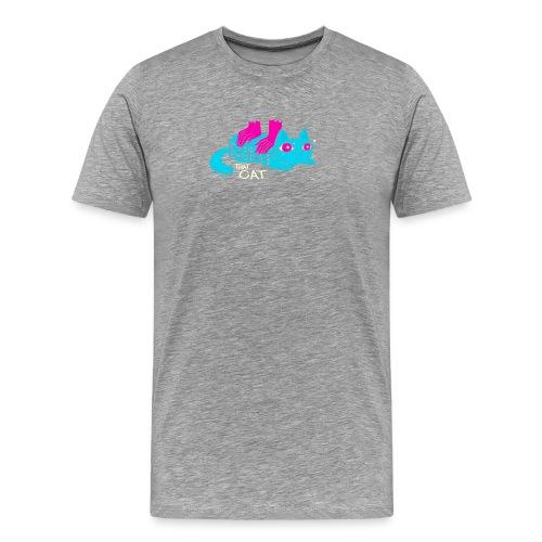 Squish that Cats - Men's Premium T-Shirt