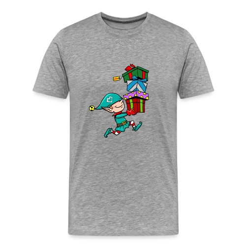 Premium Design Elf - Men's Premium T-Shirt
