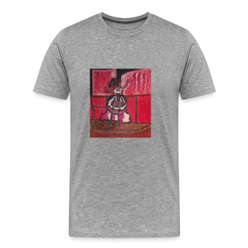 Dance Dance Be positive - Men's Premium T-Shirt