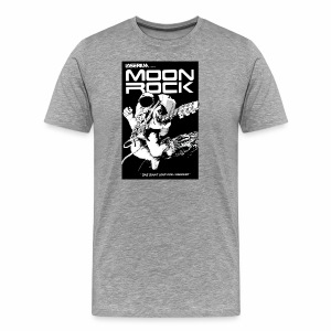 MOONROCK, One Giant Leap for Laserium - Men's Premium T-Shirt