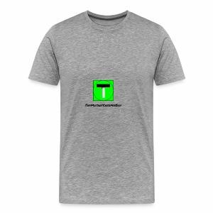 TheMutantCreeperBoy Merch - Men's Premium T-Shirt
