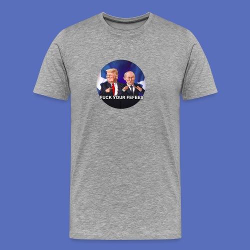 Trump & Putin - Men's Premium T-Shirt