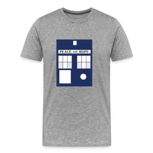 Peace and Hope - Men's Premium T-Shirt