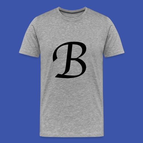 B - Men's Premium T-Shirt