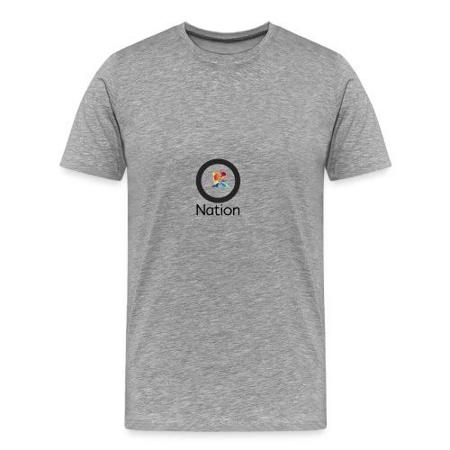 Reaper Nation - Men's Premium T-Shirt