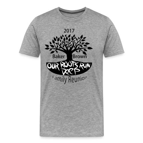 Baker Brown Family Reunion - Men's Premium T-Shirt