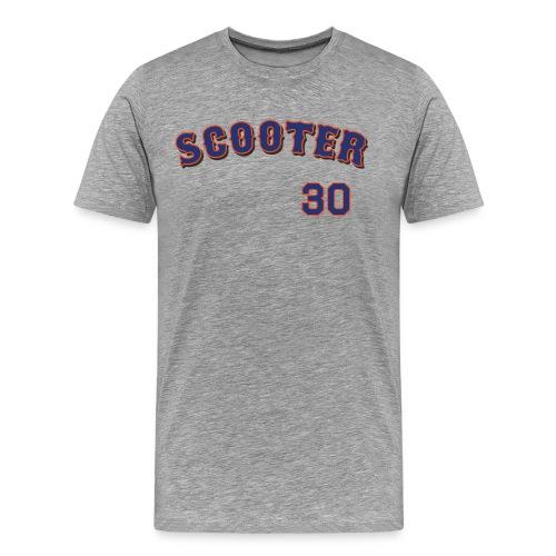 Michael Scooter Conforto All-Star T-Shirt - Men's Premium T-Shirt