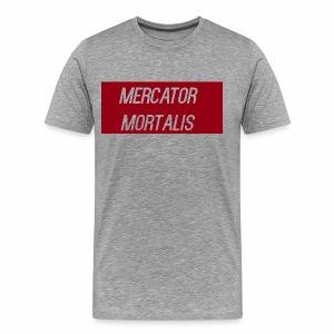 Blood Red Basic - Men's Premium T-Shirt