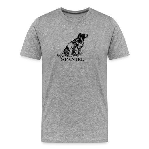 Spaniel - Men's Premium T-Shirt