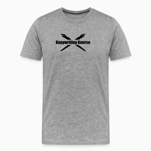 KopywritingKourse Official Logo - Men's Premium T-Shirt